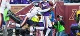 WATCH: Stefon Diggs' first touchdown since Week 8 was a beauty