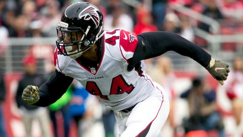 Atlanta Falcons: Pass rush