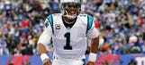 WATCH: Panthers' Newton picks off Giants' Manning … sort of (VIDEO)