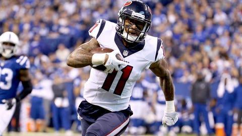 Houston Texans: No. 2 receiver