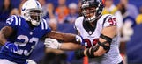 Weeden Leads Texans To First-Ever Road Win Against Colts