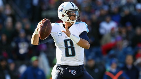 1: Tennessee Titans