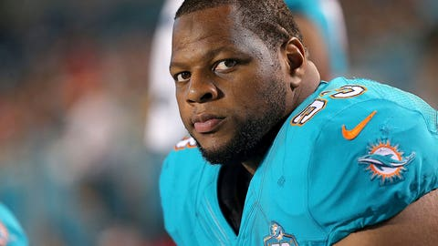 Dolphins DT Ndamukong Suh