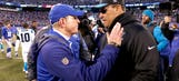 WATCH: Ron Rivera apologized to Tom Coughlin for Panthers' behavior