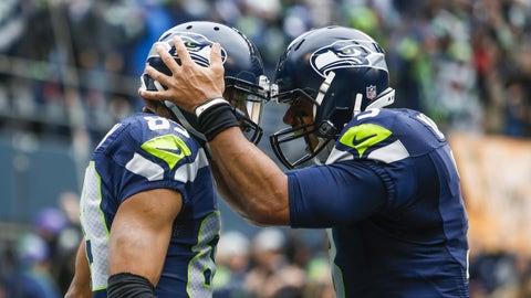 Seattle Seahawks (10-6): B