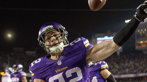 Harrison Smith, Minnesota Vikings