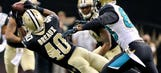 Delvin Breaux once again proves he was a complete steal for the Saints