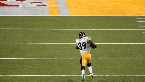 Super Bowl XL: Willie Parker -- yeah, he's fast