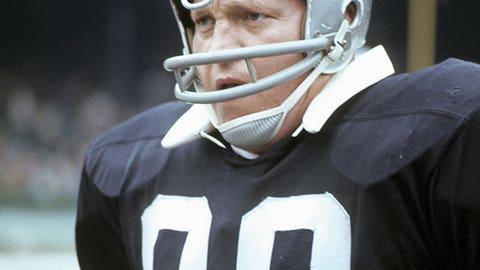 Jim Otto, offensive line