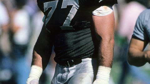 Lyle Alzado, defensive line