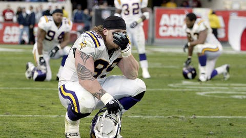 2003 season: Arizona 18, Minnesota 17