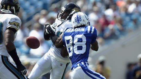 2002 season: Indianapolis 20, Jacksonville 13