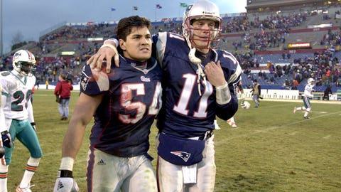 2000 season: Miami 27, New England 24