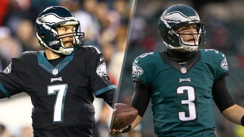 Sam Bradford/Mark Sanchez