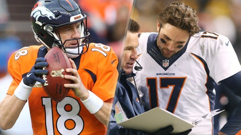 Peyton Manning/Brock Osweiler