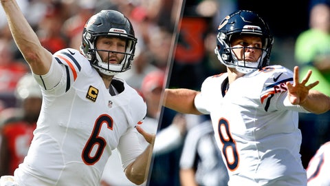 Jay Cutler/Jimmy Clausen