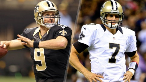 Drew Brees/Luke McCown