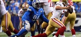WATCH: Ziggy Ansah asked Joe Staley to let him get sack while mic'd up