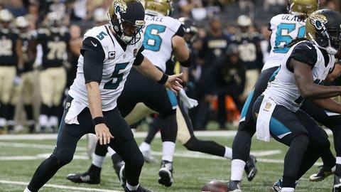 Jacksonville Jaguars -- Offensive line