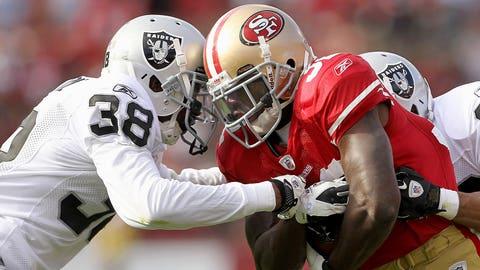 Demarcus Van Dyke, Oakland Raiders