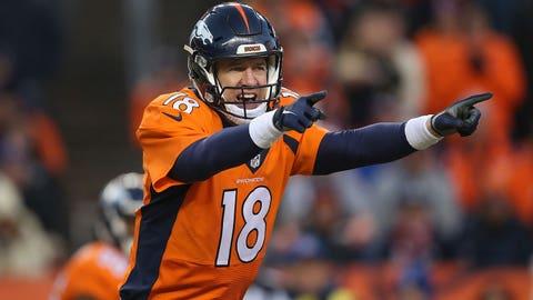 WINNER: Peyton Manning