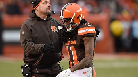 LOSERS: Mike Pettine and Ray Farmer