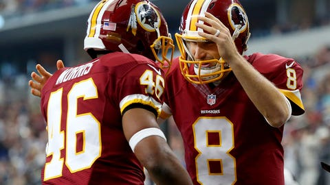WINNER: Washington Redskins