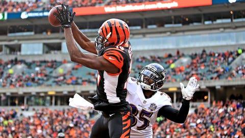 A.J. Green, Cincinnati Bengals