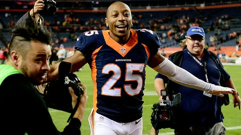 3. Chris Harris Jr., CB, Denver Broncos