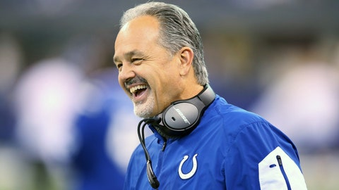 Indianapolis Colts (8-8): C-