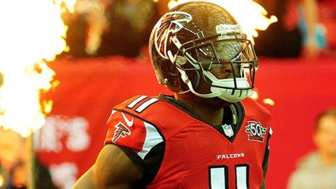 Atlanta Falcons (8-8): C