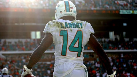 WR: Jarvis Landry, Miami Dolphins