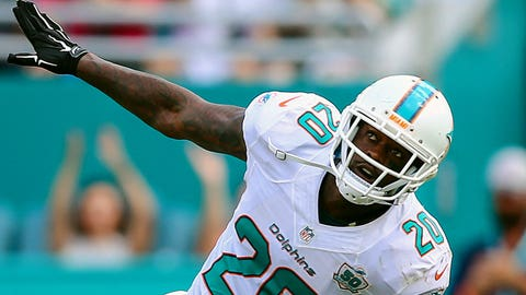 2. Reshad Jones, SS, Miami Dolphins