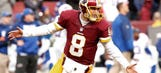 The Washington Redskins have a Kirk Cousins problem