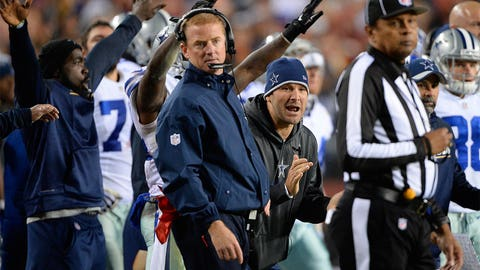 Biggest disappointment: Dallas