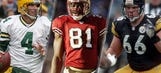 Favre, T.O., Faneca highlight finalists list for Hall of Fame