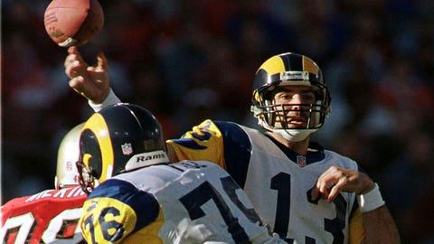 Kurt Warner, Rams/Cardinals