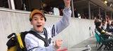 Big Ben helps young Steelers fan root against his dad in Cincinnati