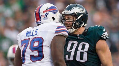 Buffalo Bills: Right tackle