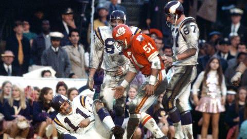 Super Bowl IV: Kansas City 23, Minnesota 7