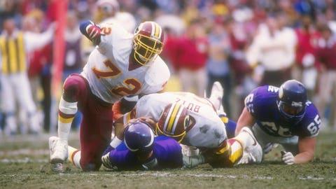 1988 NFC Championship game: Washington 17, Minnesota 10