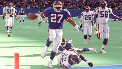1994 wild card: New York Giants 17, Minnesota 10