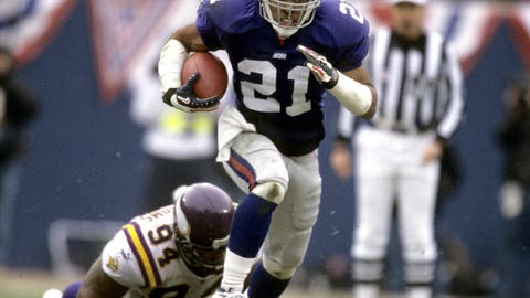 2001 NFC Championship game: New York Giants 41, Minnesota 0