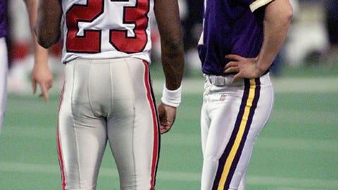 1999 NFC Championship game: Atlanta 30, Minnesota 27