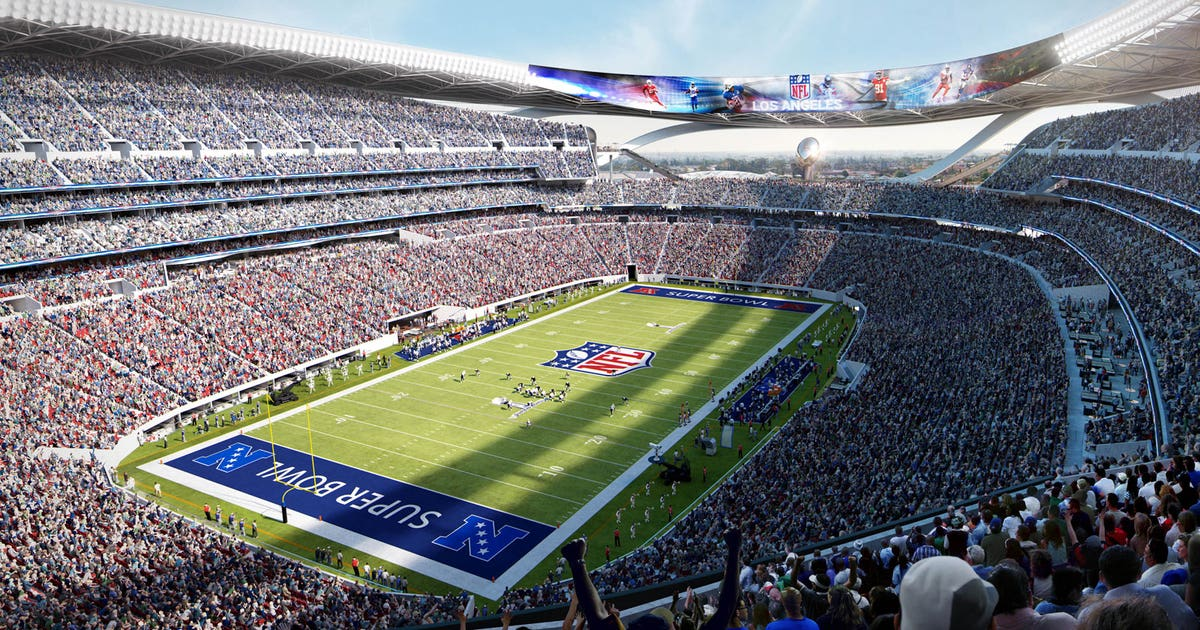 Here S Every Nfl Team That Will Play A Game In Los Angeles
