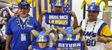 Rams to relocate to Los Angeles; Chargers have option to join