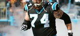 Panthers' Mike Remmers channels his inner Marshawn Lynch