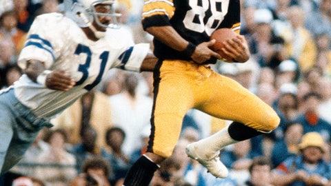 WR: Lynn Swann, Steelers