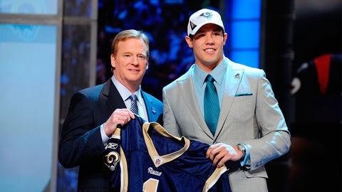 2010-14: Sam Bradford not enough bang for the buck