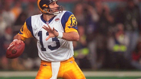 1999: Kurt Warner's magic ride